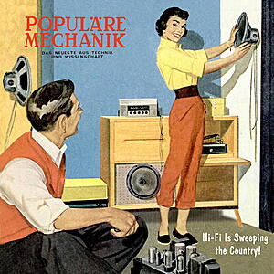 Populäre Mechanik - Hi-Fi Is Sweeping The Country!
