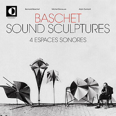 Bernard Baschet, Michel Deneuve & Alain Dumont - 4 Espaces Sonores
