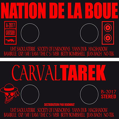 Carval, Tarek - Nation De La Boue