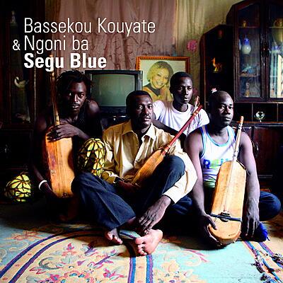 Bassekou Kouyate + Ngoni ba - Segu Blue