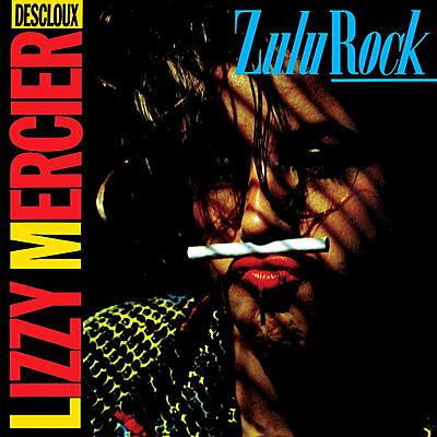 Lizzy Mercier Descloux - Zulu Rock