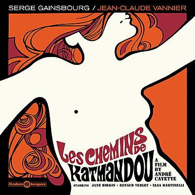 Serge Gainsbourg & Jean-Claude Vannier - Les Chemins De Katmandou