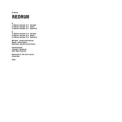 3 Rensa - Redrum