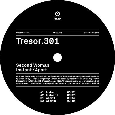 Second Woman - Instant/Apart