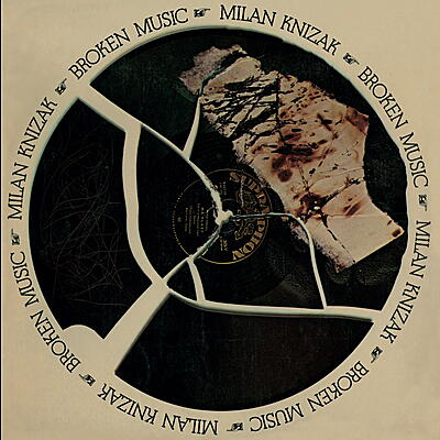 Milan Knizak - Broken Music