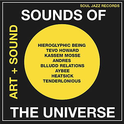 Various Artists - Sounds Of The Universe: Art + Sound 2012 - 2015