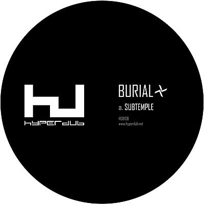 Burial - Subtemple / Beachfire