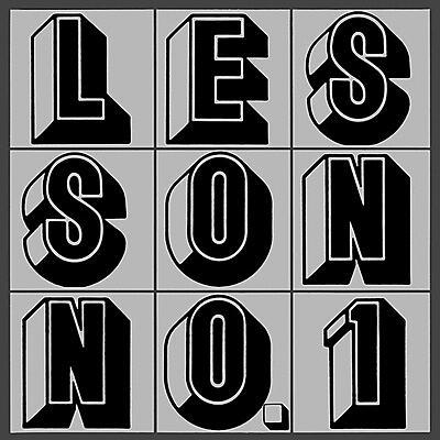 Glenn Branca - Lesson No. 1