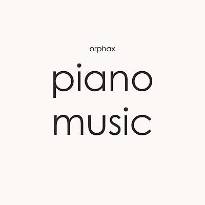 Orphax - Piano Music