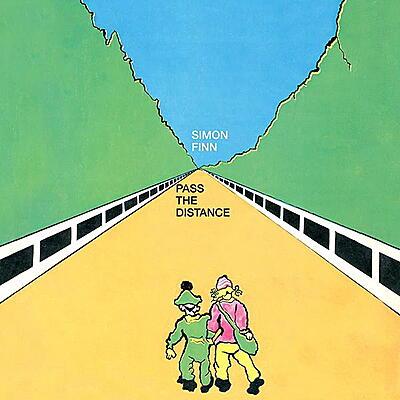 Simon Finn - Pass The Distance