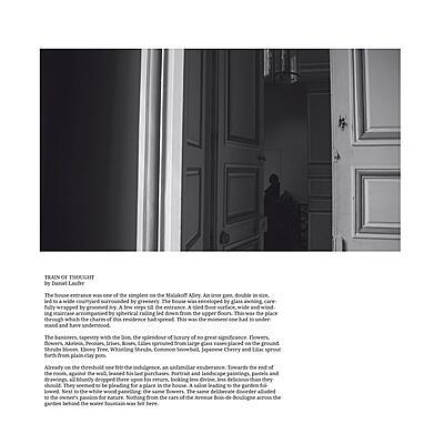 Daniel Laufer - Train of Thought