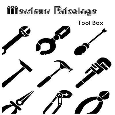 Messieurs Bricolage - Tool Box