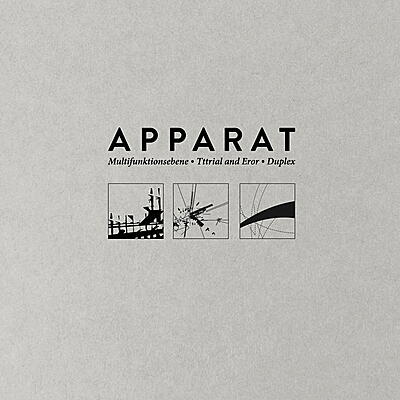 Apparat - Multifunktionsebene, Tttrial and Eror, Duplex