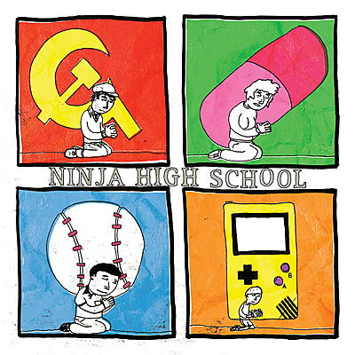 Ninja High School - Young Adults Against Suicide