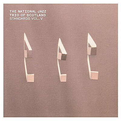 The National Jazz Trio Of Scotland - Standards Vol. V