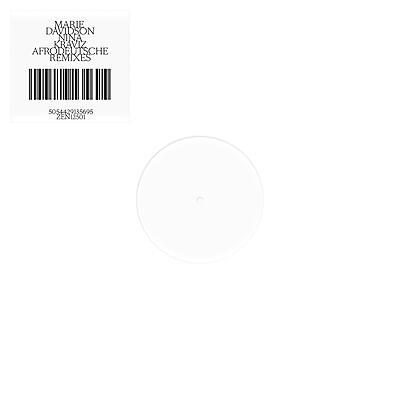 Marie Davidson - Nina Kraviz X Afrodeutsche Remixes (White Label)