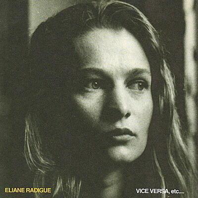 Eliane Radigue - Vice Versa, Etc.