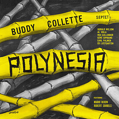 Buddy Colette Septet - Polynesia