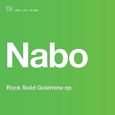 Nabo - Rock Solid Goldmine - EP