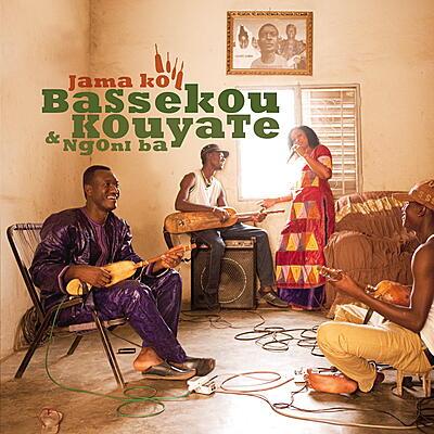 Bassekou Kouyate + Ngoni ba - Jama ko