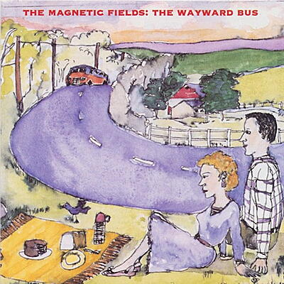 The Magnetic Fields - The Wayward Bus / Distant Plastic Trees