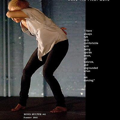 mono.kultur - #41: Meg Stuart