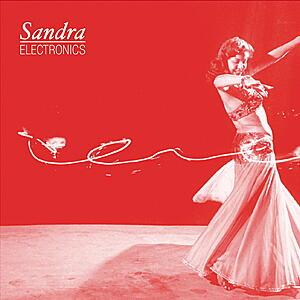 Sandra Electronics - Want Need EP