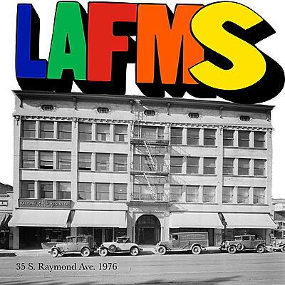 L.A.F.M.S. - 35 S. Raymond Street