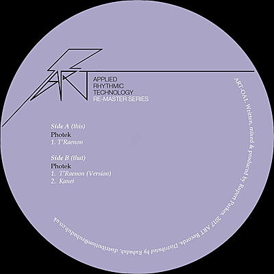 Photek - T'Raenon (Remastered Edition)