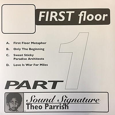 Theo Parrish - First Floor Pt.1