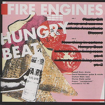 Fire Engines - Hungry Beat