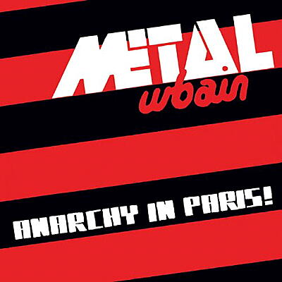 Metal Urbain - Anarchy In Paris
