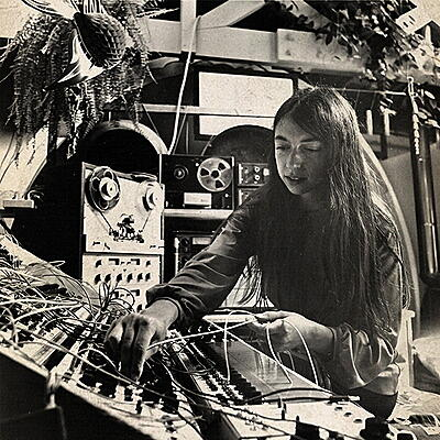 Suzanne Ciani - Fish Music
