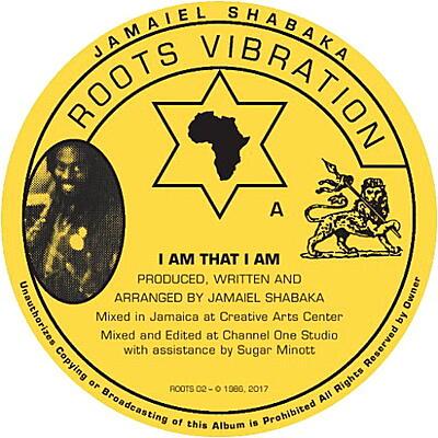 Jamaiel Shabaka - I Am That I Am