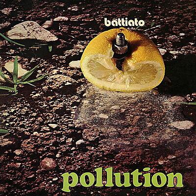Franco Battiato - Pollution