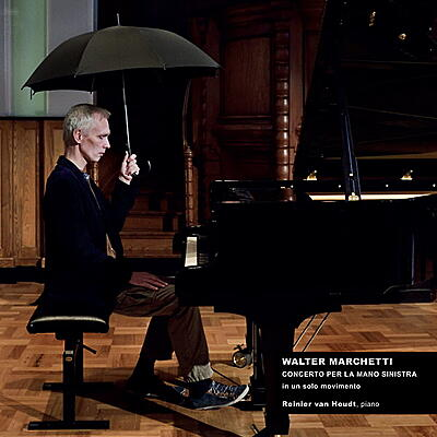 Walter Marchetti - Concerto For The Left Hand In One Movement