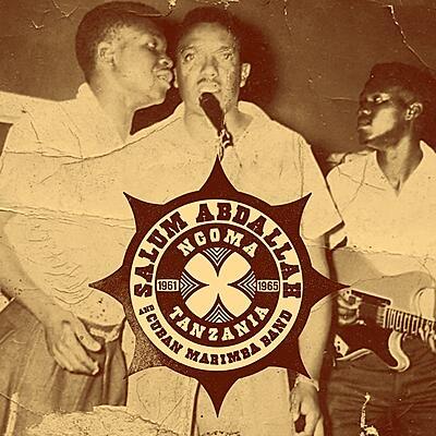 Salum Abdallah And Cuban Marimba Band - Ngoma Tanzania